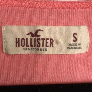 Hollister Tops - Hollister Pink Long Sleeved T-shirt